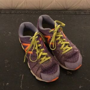 Girls New Balance sneakers - size 3